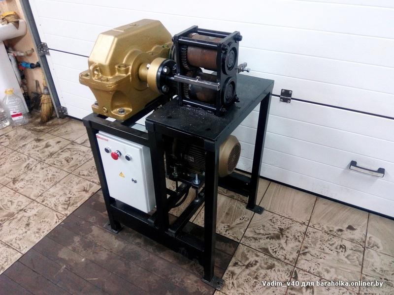 Электро станок для холодной ковки