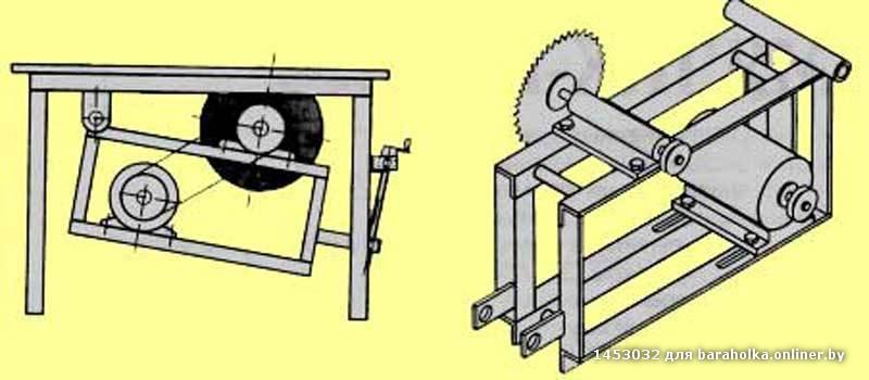 Изготовить своими руками циркулярку