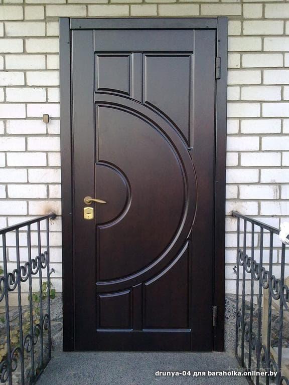 устанавливаем входные металлические двери
