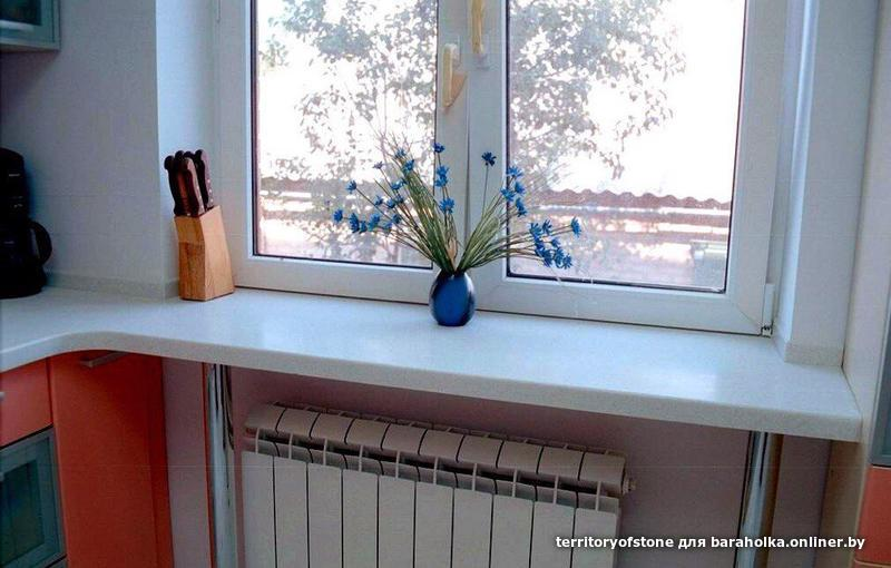 Как сделать подоконники на окнах своими руками7