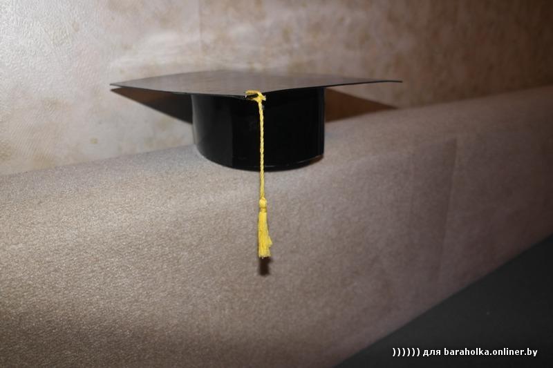 Как сделать шапочку гимназиста