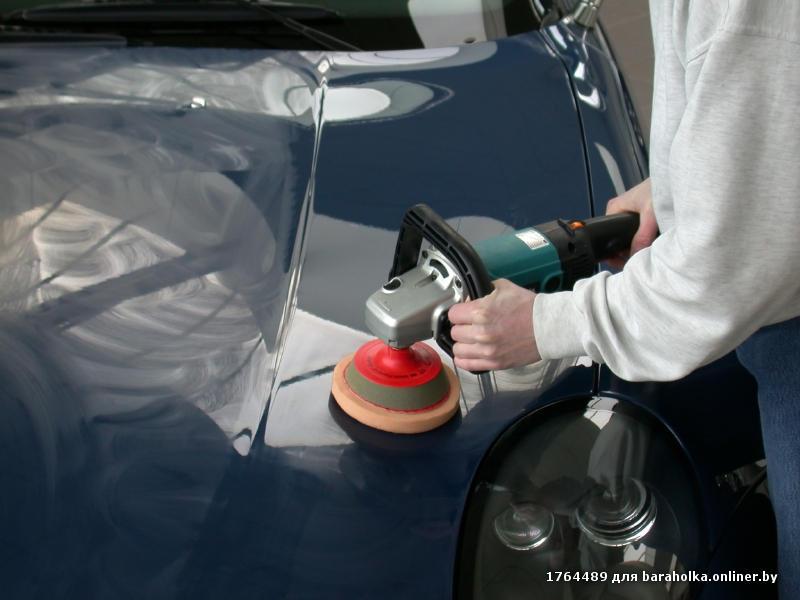 Чем и как полировать машину своими руками