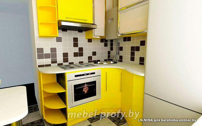 Кухня 5 2 кв м дизайн