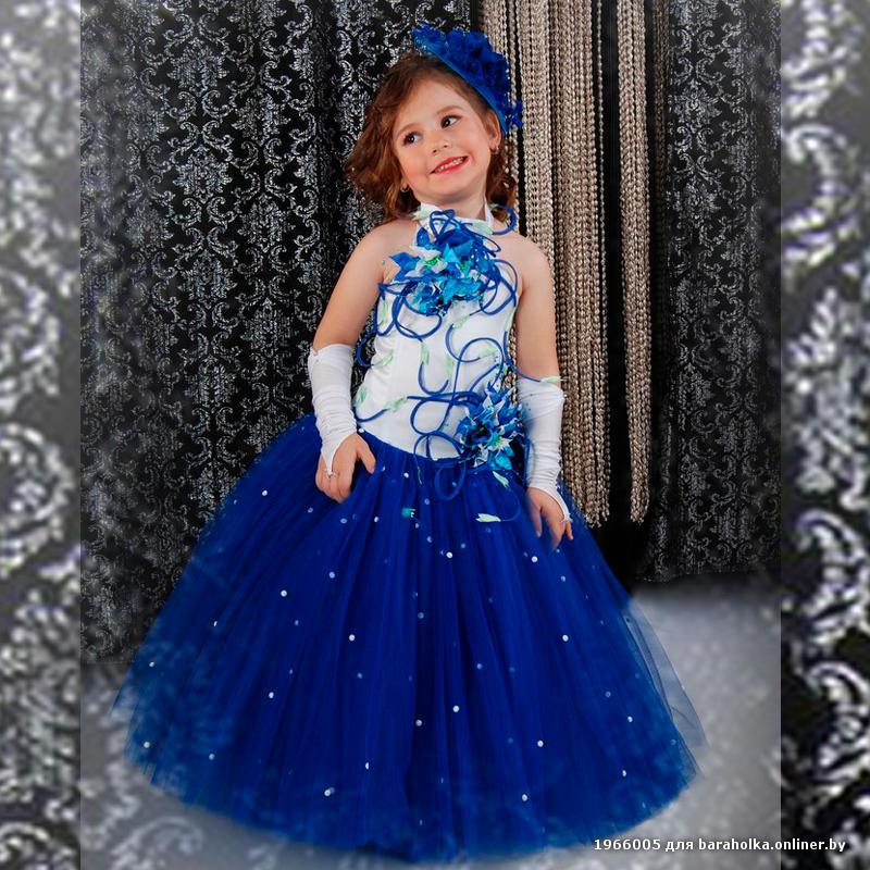 Выпускные платья для девочек 5-6 лет и цена