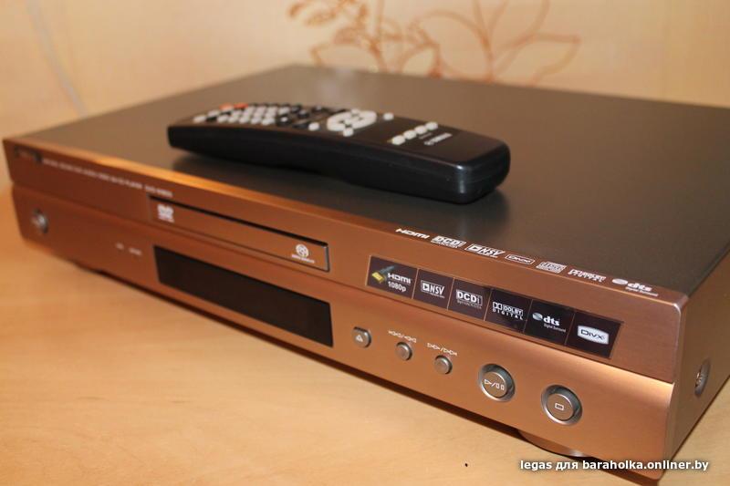 Продам плеер yamaha dvd-s1800