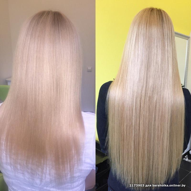 Наращивание волос в могилеве стоимость с фото