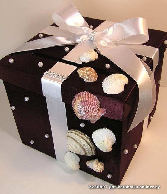 Как украсить коробочки для подарков - Как украсить коробку своими руками?