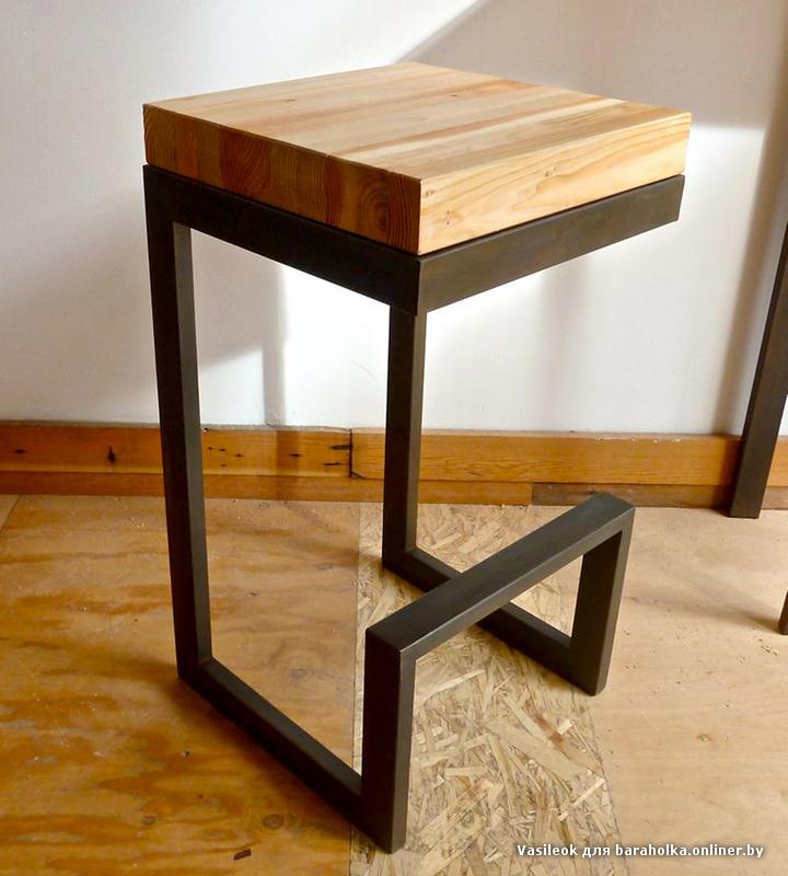 Мебель стиль лофт