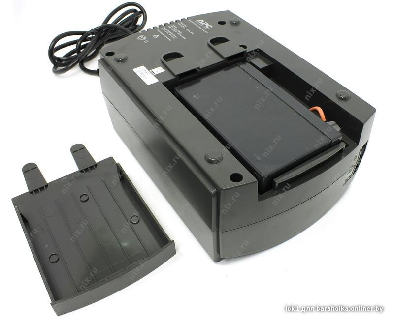 Ибп (ups) apc back-ups es 525va (be525-rs)