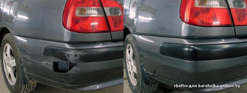 Подкраска царапин на автомобиле своими руками