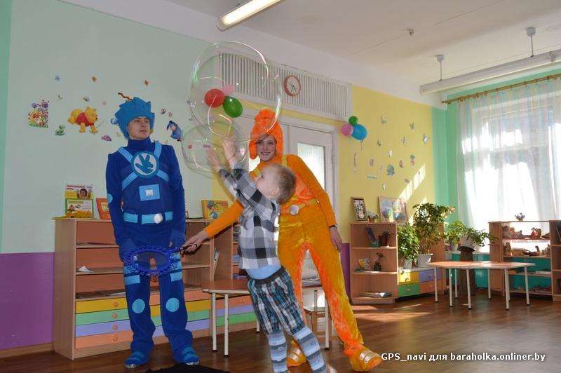 Сценарий к детскому празднику 3 года