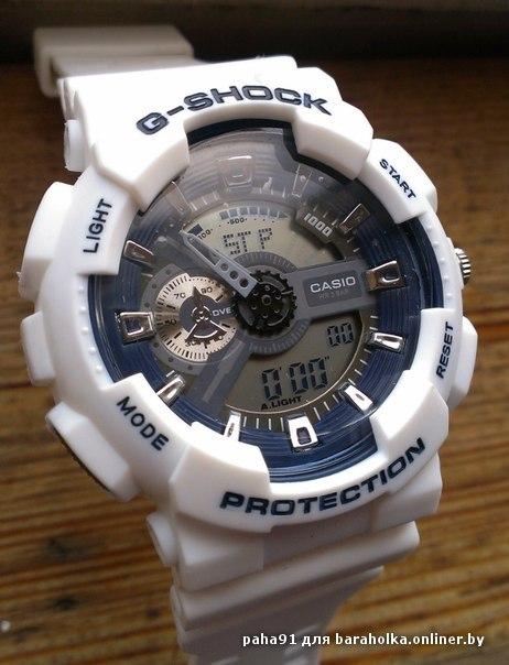 G shock часы копии