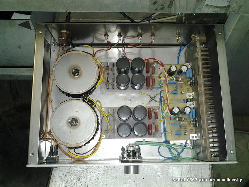 Усилитель на - LM3886.jpg