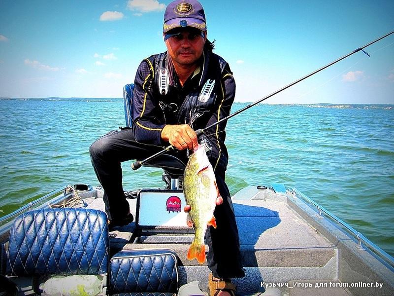 гонолес рыбалка