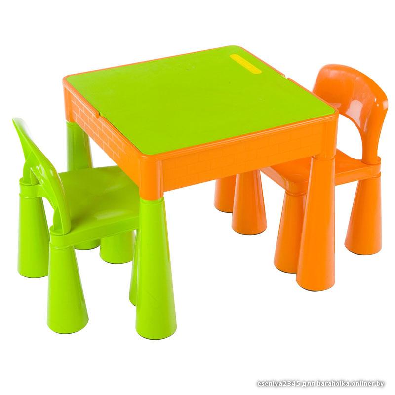 Детский стульчик и стол
