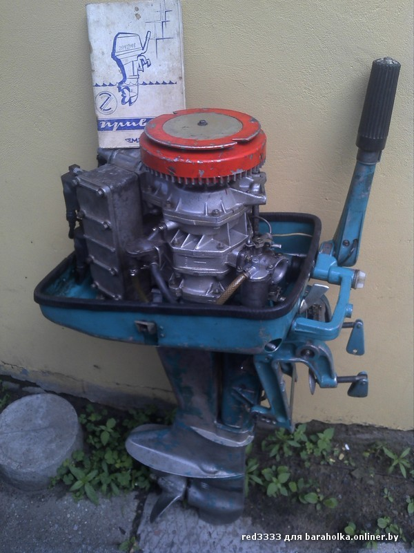 лодочный мотор привет 22.отзывы
