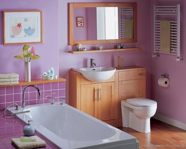 дизайн малогабаритных ванных комнат.