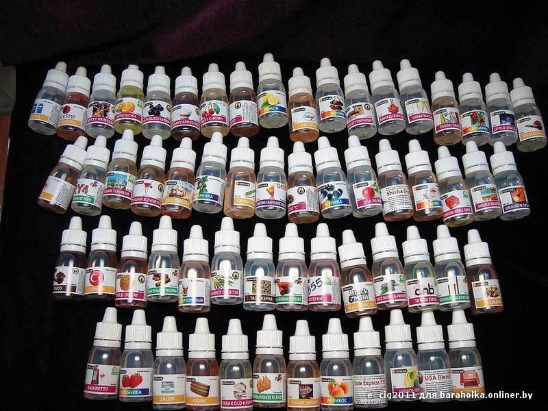 Купить жидкости для электронных сигарет своими руками