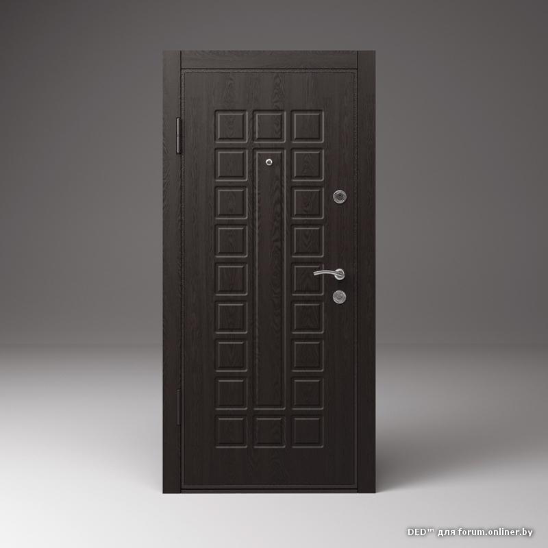 стальные двери русский стандарт мдф