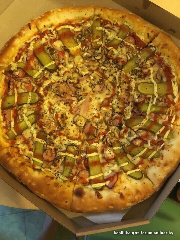 Как сделать чтобы пицца не пригорела 912