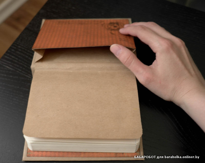 Блокноты своими руками без сшивания и без склеивания 22