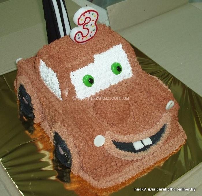 Торт для подростка своими руками