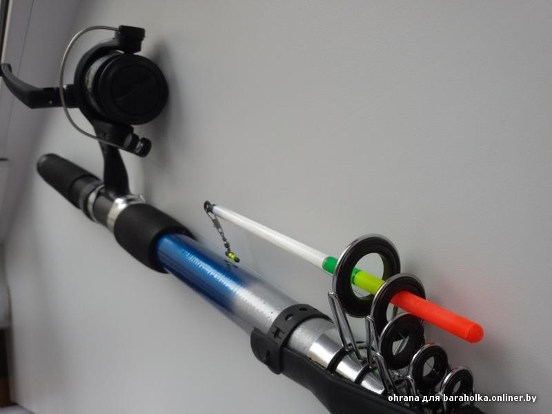 недорогая телескопическая удочка без колец