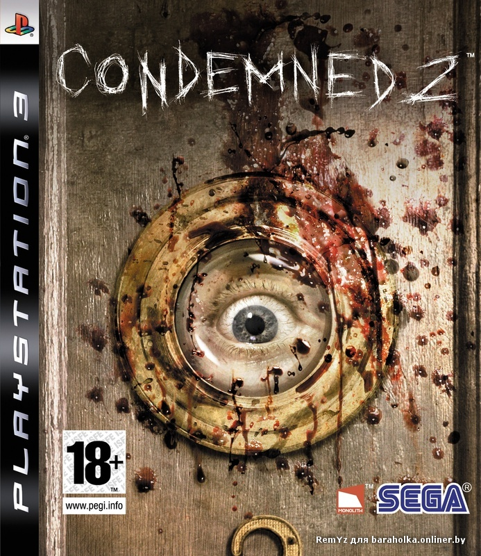 Condemned 2: Bloodshot (2008) PS3 | RePack �� Afd