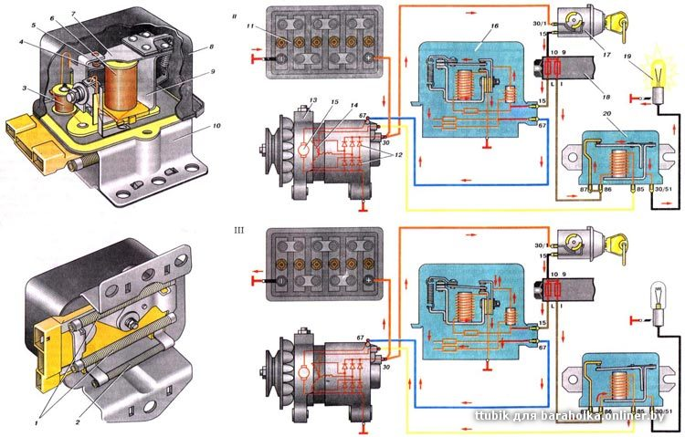 Схема зарядки акб ваз 2108 схема регулятора я112а схема акб с встроенным.
