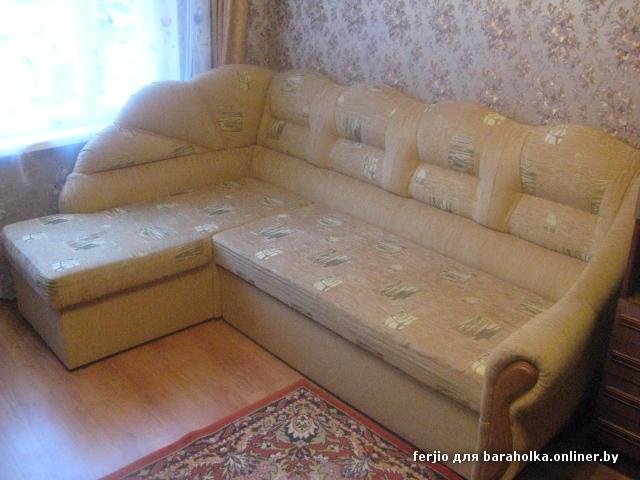 Переделка углового дивана в обычный своими руками