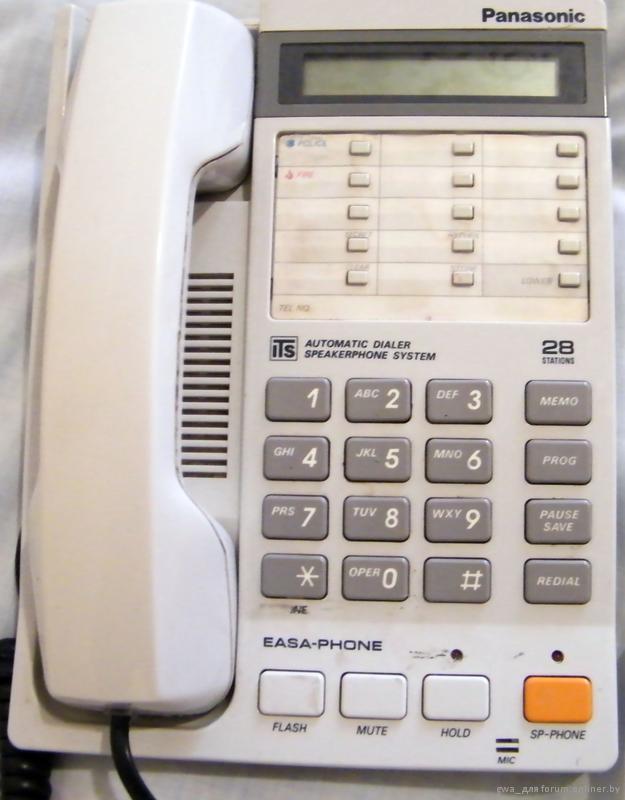 Panasonic kx ts2365 схема 429