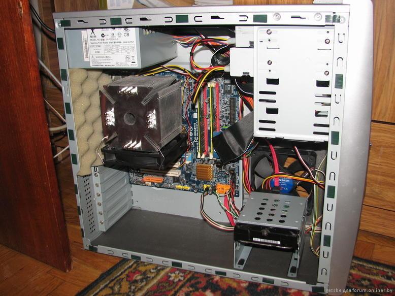 Как сделать свой компьютер тихим 374