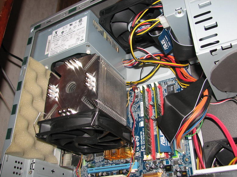 Как сделать свой компьютер тихим 371