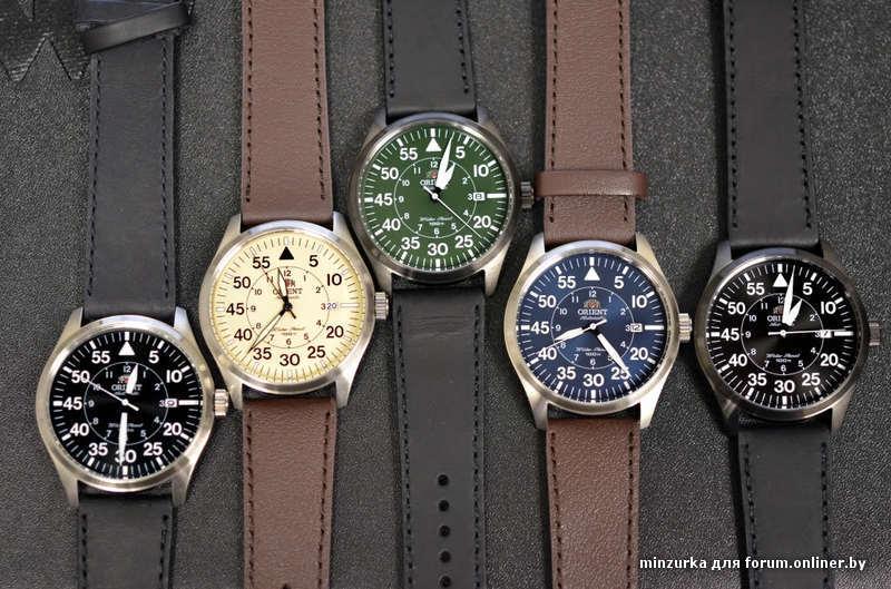 Компания Orient Watch - крупнейший японский производитель часов, который вместе с Casio,Citizen и Seiko является