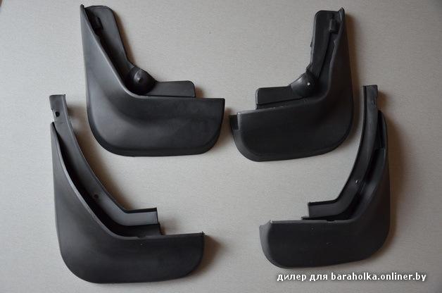 Передние брызговики на С6 - Audi Клуб