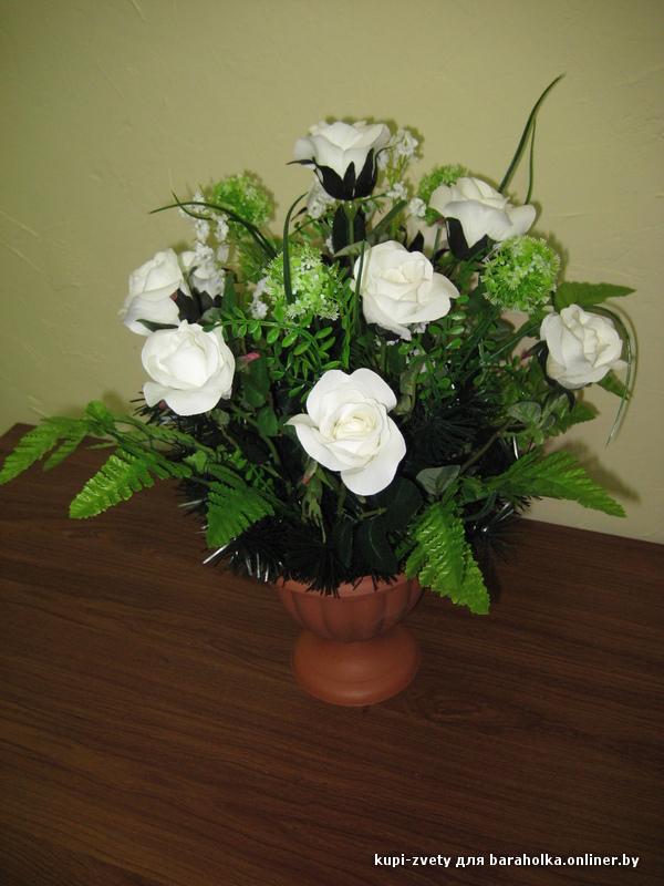 Искусственные цветы оптом могилев — photo 14