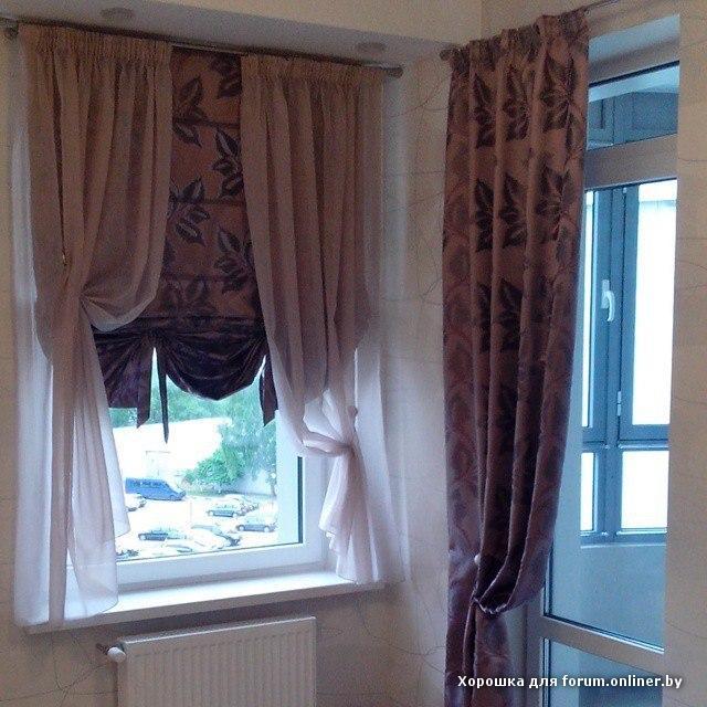 Оформление окон шторами тюлью. - хрустальные шторы своими ру.