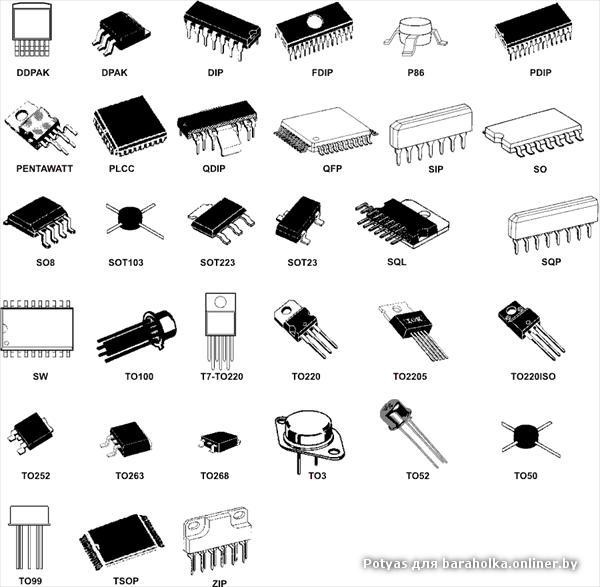 Электронные компоненты, приборы, аксессуары для радиолюбителя напрямую из К