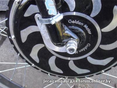 Мотор для колеса велосипеда своими руками 11