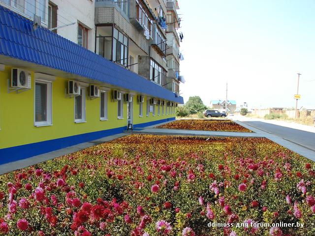 Гостиница сезонного функционирования (с мая по октябрь).