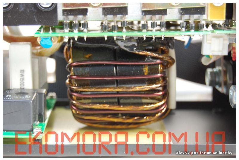 Импульсный трансформатор для сварки своими руками