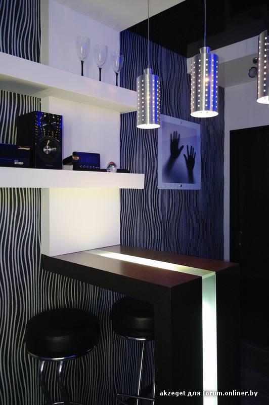 Дизайн г-образной кухни 7 кв.м объединенной с балконом (10 ф.