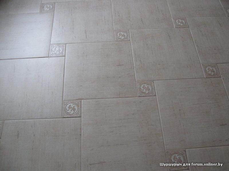 Плитка керамин на пол фото