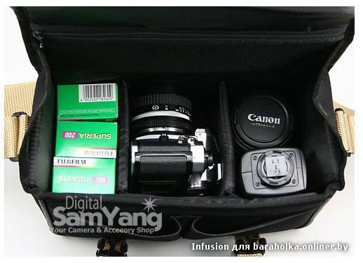 Фото-сумка Canon.