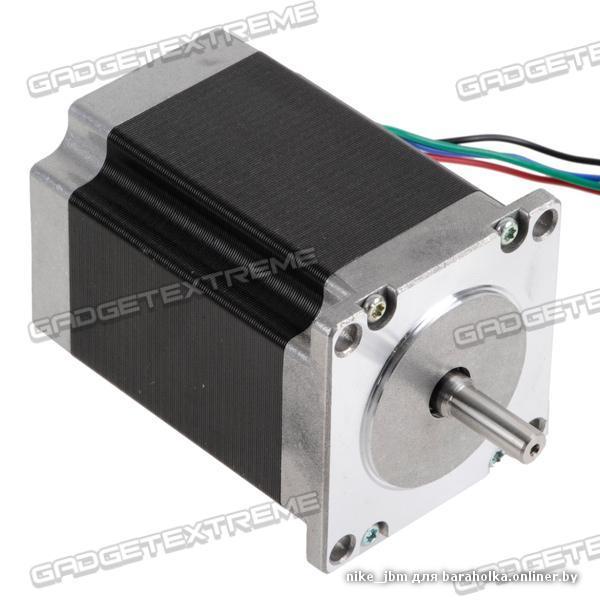 Контроллер шаговых двигателей 3х осевой
