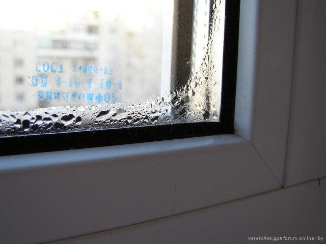 Текут окна на балконе. - остекление лоджий - каталог статей .