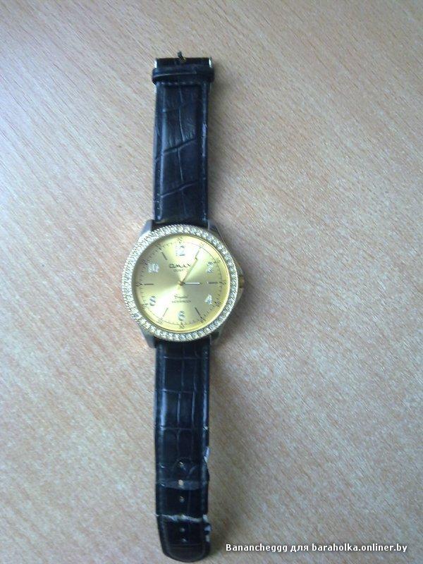 При желании заменю ремешок. Продам часы Qmax QUARZ. . Crystal Waterproof. . Хорошие, стильные часы