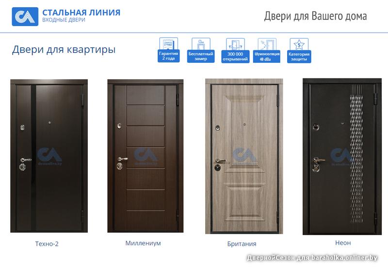 москва металлические двери для квартиры