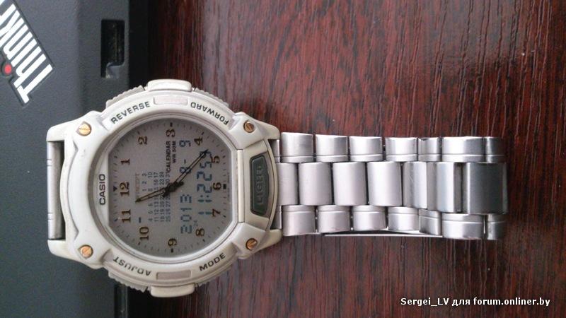 Beside купить японские часы Casio в интернет-магазине