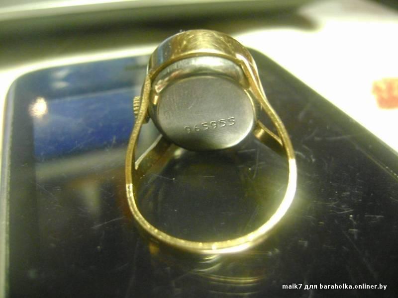 золотые швецарские часы